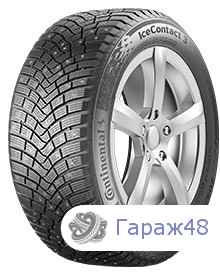 Continental ContiIceContact 3 235/50 R18 101T