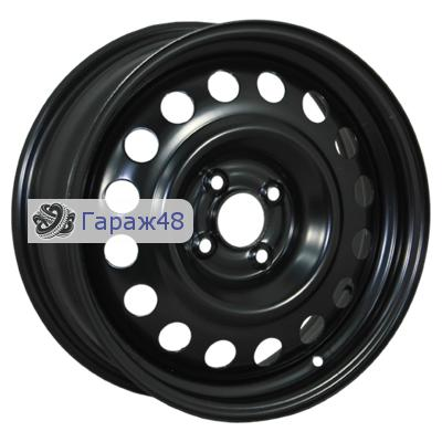 Trebl X40945 R13 / 5J PCD 4x114.3 ET 29 ЦО 69.1 Штампованные Черный