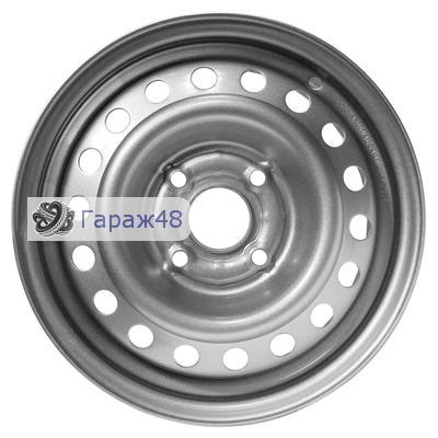 Next NX-024 R13 / 5J PCD 4x100 ET 46 ЦО 54.1 Штампованные Серебристый